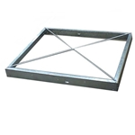 HOLDING FRAME, 4 PEAK FILTER, OUTER, 610 X 610 X 380MM