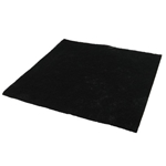 ACTIVATED CARBON MEDIA PAD,  600 X 600 X 6MM