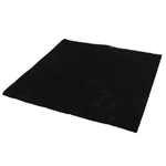 ACTIVATED CARBON MEDIA PAD, 700 x 700MM  x 12MM