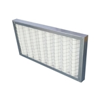 V-FORM FILTER, ALUMINIUM FRAME,  G4, 290 X 595 X 45MM (12 X 24 X 2