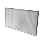 ALUMINIUM FRAME, PLEATED, FILTER, G4, 340 X 495 X 21MM (14 x 20 x 1